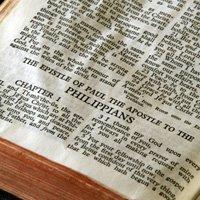 St. Paul's Letters Series: Philippians-0