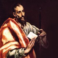 St. Paul's Letters: First and Second Corinthians and Galatians-0