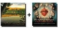 Audio Bundle: A Retreat with the Spiritual Exercises: Images, Poems, and Stories + The Spiritual Exercises: A Heart-Centered Approach - 10 CDs Total-0