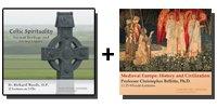 Audio Bundle: Celtic Spirituality + Medieval Europe - 10 CDs Total-0
