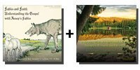 Audio Bundle: A Retreat with the Spiritual Exercises: Images, Poems, and Stories + Fables and Faith: Understanding the Gospel with Aesop's Fables - 10 CDs Total-0
