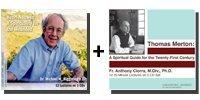 Video-Audio Bundle: Henri Nouwen: A Spirituality for the Wounded + Thomas Merton: A Spiritual Guide for the Twenty-First Century - 10 Discs Total-0
