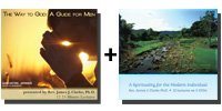 Audio Bundle: The Way to God: A Guide for Men + A Spirituality for the Modern Individual - 10 CDs Total-0