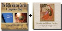 Audio Bundle: The Bible and the Qur'an: A Comparative Study + Christian and Islamic Theology - 16 CDs Total-0