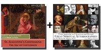Video Bundle: St. Augustine's Confessions: The Arc of Conversion + From Augustine to Chesterton and Beyond: Great Spiritual Autobiographies - 10 Discs Total-0