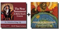 Audio Bundle: The New Testament: A Bible Study Course + Enjoying the Old Testament - 22 CDs Total-0