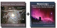 Audio Bundle: The Intersection of Science and Theology: Evolutionary Theory and Creation + Meaning: Exploring the Big Questions of the Cosmos with a Vatican Scientist - 10 CDs Total-0