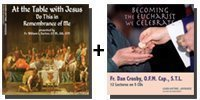 Audio Bundle: At the Table with Jesus: Do This in Remembrance of Me + Becoming the Eucharist We Celebrate - 10 CDs Total-0