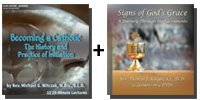 Audio Bundle: Becoming a Catholic: The History and Practice of Initiation + Signs of God's Grace: A Journey through the Sacraments - 10 CD Set-0