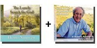Audio-Video Bundle: The Lonely Search for God + Henri Nouwen: A Spirituality for the Wounded - 8 Discs Total-0