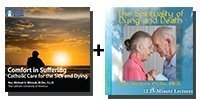 Video Bundle: The Spirituality of Dying and Death + Comfort in Suffering: Catholic Care for the Sick and Dying - 9 CDs Total-0