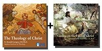 Audio / Video Bundle: The Theology of Christ + A Retreat with Jesus Christ - 8 Discs Total-0