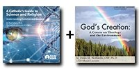 Audio-Video Bundle: A Catholic's Guide to Science and Religion: Understanding Evolution and Genetics + God's Creation: A Course on Theology and the Environment - 9 Discs Total-0