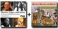 Video-Audio Bundle: Mystics, Sages, and Saints: Archetypes of Spiritual Excellence + Mystics, Muslims, and Merton - 7 Discs Total-0