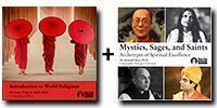 Audio Bundle: Introduction to World Religions + Mystics, Sages, and Saints: Archetypes of Spiritual Excellence - 12 CDs Total-0