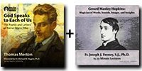 """Audio Bundle: """"God Speaks to Each of Us"""": The Poetry and Letters of Rainer Maria Rilke + Gerard Manley Hopkins: Magician of Words, Sounds, Images, and Insights +- 11 CDs Total-0"""