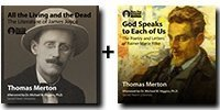 """Audio Bundle: """"All the Living and the Dead"""": The Literature of James Joyce + """"God Speaks to Each of Us"""": The Poetry and Letters of Rainer Maria Rilke - 8 CDs Total-0"""