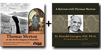 Audio Bundle: Thomas Merton on the Twelve Degrees of Humility + A Retreat with Thomas Merton - 11 CDs Total-0