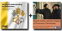 Audio Bundle:The Key to Understanding the Reformation + Martin Luther & the Origins of Protestant Christianity - 10 CDs Total-0