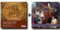 Audio Bundle: The Gospel of Luke: A Bible Study Course + The Acts of the Apostles - 9 CDs Total-0