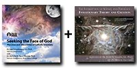 Audio Bundle: Meaning: Exploring the Big Questions of the Cosmos with a Vatican Scientist + The Intersection of Science and Theology: Evolutionary Theory and Creation - 9 CDs Total-0