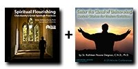 Audio Bundle: Spiritual Flourishing: Christianity's Great Spiritual Practices + Enter the Cloud of Unknowing: Ancient Wisdom for Modern Christians - 7 CDs Total-0