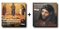 Audio Bundle: Christic Imagination: How Christ Transforms Us + The Historical Jesus - 12 CDs Total-0