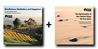Audio Bundle: Mindfulness, Meditation, and Happiness + The Spirituality of the Twelve Steps for Everyone - 13 CDs Total-0