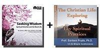 Audio Bundle: Seeking Wisdom: Spiritual Direction and the Moral Life + The Christian Life: Exploring Lay Spiritual Practices - 10 CDs Total-0