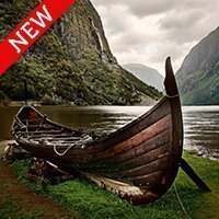 The History of the Vikings: From the Baltic to Byzantium-0