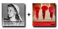 Audio Bundle: The History of the Holocaust + Introduction to World Religions - 16 CDs Total-0