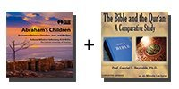 Audio/Video Bundle: Abraham's Children: Encounters Between Christians, Jews, and Muslims + The Bible and the Qur'an: A Comparative Study - 15 Discs Total-0