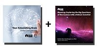 Audio/Video Bundle: Your Astonishing Brain + Meaning: Exploring the Big Questions of the Cosmos with a Vatican Scientist - 7 Discs Total-0