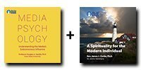 Audio Bundle: Media Psychology: Understanding the Media's Subconscious Influence + A Spirituality for the Modern Individual - 12 CDs Total-0
