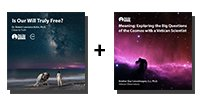 Video-Audio Bundle: Is Our Will Truly Free? + Meaning: Exploring the Big Questions of the Cosmos with a Vatican Scientist - 15 Lectures Total-0
