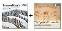 Audio Bundle: Learning to Learn: Mental Tools to Master Any Subject + The Spirit of Leonardo: Seven Steps to Self-Realization from History's Greatest Genius - 11 CDs Total-0