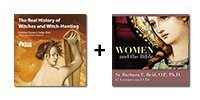 Audio Bundle:The Real History of Witches and Witch-Hunting + Women and the Bible - 11 CDs Total-0