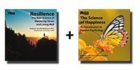 Audio Bundle: Resilience: The New Science of Mastering Stress and Living Well + The Science of Happiness: An Introduction to Positive Psychology - 27 Lectures Total-0